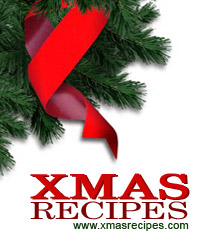Xmas Recipes logo